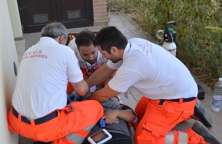 migiana ovus primo soccorso protezione civile sicurezza cronaca migiana