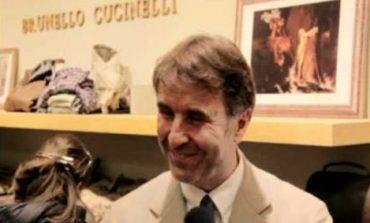 """Economia, Cucinelli: """"Il peggio è passato"""". E presenta la nuova collezione a Pitti Uomo"""