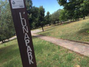 ambiente associazionismo l'unanuova l'unapark verde pubblico volontariato cronaca ellera-chiugiana