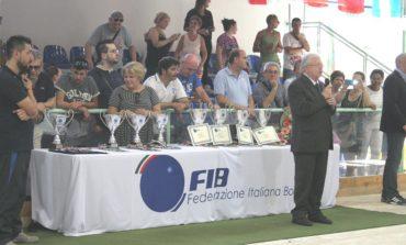La Bocciofila di Mantignana sale sul podio del campionato nazionale di società