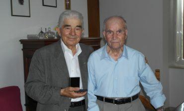 Compie 100 anni uno dei soci fondatori del Credito Cooperativo Umbro, grande festa a Mantignana
