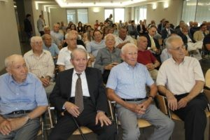 anniversario banca centenario compleanno credito cooperativo umbro mantignana marinelli cronaca economia mantignana