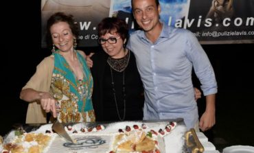 """Impegno e tenacia contro la crisi, festeggiamenti per """"La Vis"""" di Simona Trentini"""