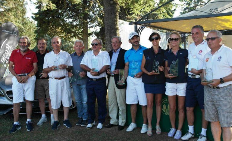cup golf mercedes sport
