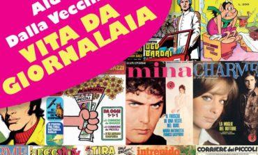 """Ecco la """"Vita da Giornalaia"""" di Aldo Dalla Vecchia. Il giornalista e autore TV presenta all'Isola del Libro la sua nuova pièce teatrale"""