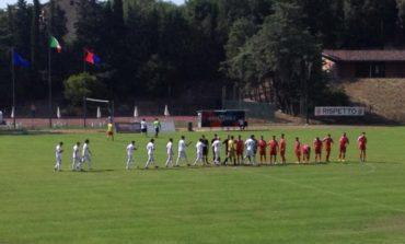 Coppa di Promozione, Corciano batte Assisi 4-3 e va in vetta alla classifica