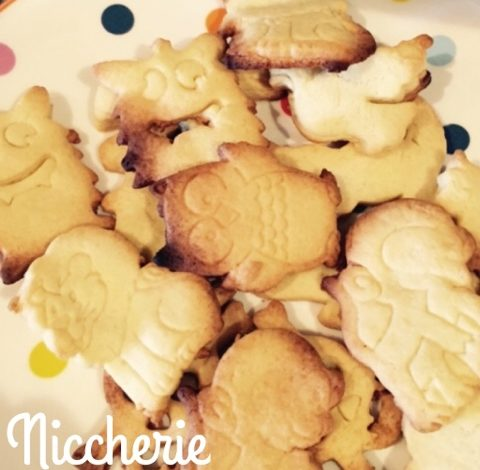 Biscotti per merenda