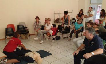Gli insegnanti della Bonfigli oggi sono più preparati per le emergenze sanitarie