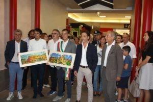 betti. romizi bowling ferrari formula1 gherlinda inaugurazione maranello michele martinelli ellera-chiugiana eventiecultura