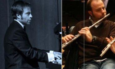 Filippo e Nicola Protani due musicisti corcianesi per due concerti in contemporanea a Perugia