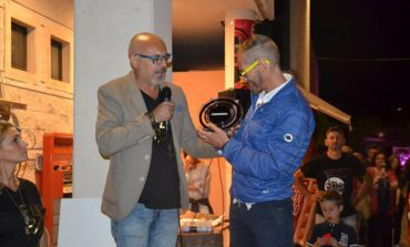 """Elleran'do, consegnato il premio L'Unanuova a Leonardo Cenci: """"Combattere il cancro si può"""""""