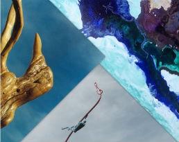 Allegoria tra le nuvole, in scena a Corciano dal 12 al 4 ottobre la collettiva di artisti