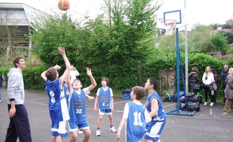ellera minibasket pallacanestro ragazzi ellera-chiugiana sport