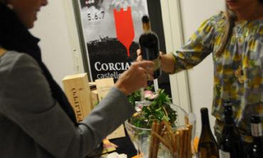 """""""Corciano castello di vino 2015"""" dal 2 al 4 ottobre degustazioni e grandi eventi"""