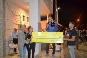 """Elleran'do, consegnato il premio L'Unanuova a Leonardo Cenci: """"Combattere il cancro si può"""" 5"""