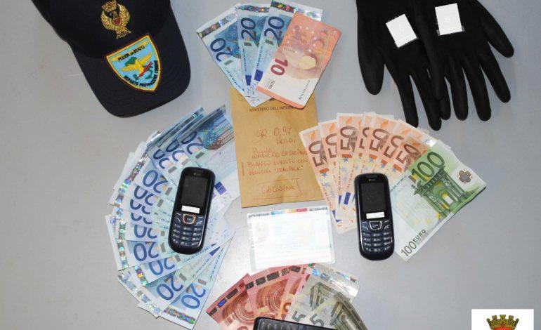arresto cocaina droga ellera guardia di finanza polizia quasar cronaca ellera-chiugiana
