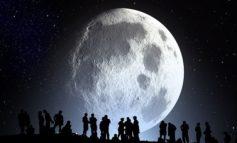 """Streaming della """"Notte della luna"""", alle 20.30 il nostro satellite come non l'avete mai visto su Corcianonline"""