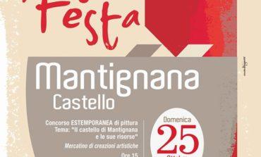 """Il 25 ottobre """"Arte in Festa a Mantignana"""""""