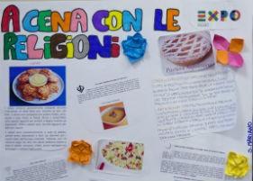 Concorso cibo nelle religioni: la Bonfigli al terzo posto ad Expo 2015