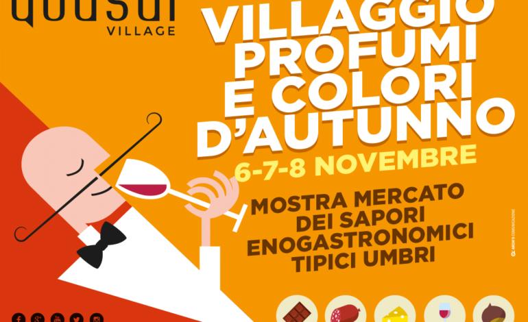 autunno mostra mercato prodotti tipici quasar ellera-chiugiana eventiecultura