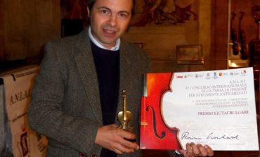 """""""Mary Poppins"""" il violino di Filippo Protani vince al  6' Concorso internazionale di Pisogne"""