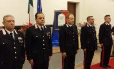 Encomio per i carabinieri di Corciano, la cerimonia nella festa della Virgo Fidelis