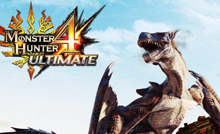 """Al Quasar il primo torneo nazionale di """"Monster Hunter 4 Ultimate"""""""