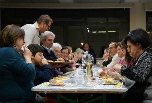 Successo per  la Cena delle farfalle a Castelvieto, nel ricordo di Raffaella Presta