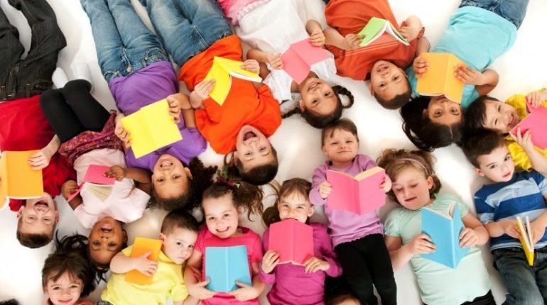 bambini biblioteca favole fiorenza e chiara gianni rodari eventiecultura san-mariano