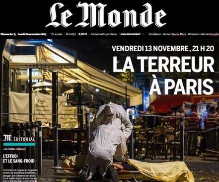 Attentati terroristici a Parigi, apprensione per altri italiani nella capitale francese