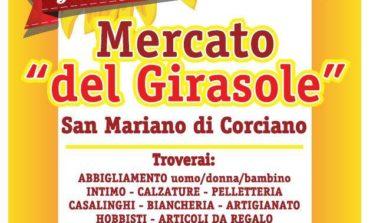 """Torna il """"Mercato del Girasole"""" a San Mariano"""
