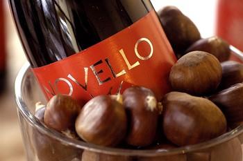 Al Gherlinda si festeggia San Martino con vino novello e castagne