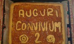 Buon compleanno Convivium! I soci festeggiano i primi due anni dell'associazione