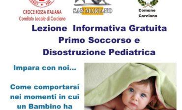 Quando un bambino è in pericolo: domenica il corso di disostruzione pediatrica