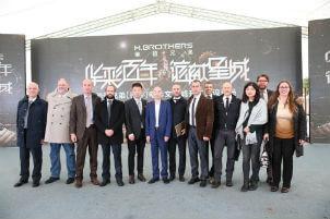 Città del Cinema a Changsha, anche Cristian Betti in 'missione'