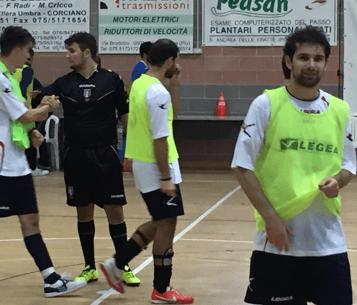 Calcio a cinque serie C due Umbria: dopo la bufera risorge la polisportiva Sanmariano