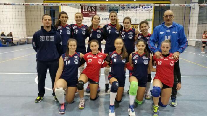 Volley under 18: la San Mariano Trevi batte l'Assisi