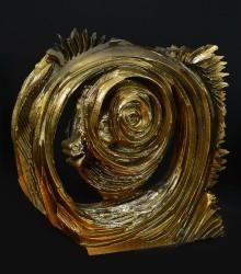 S'inaugura il 'Giardino dell'arte': alla biblioteca Rodari due opere di Ballerani