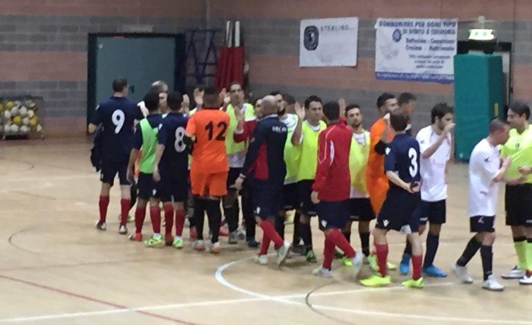 Calcio a cinque: riscatto definitivo della Polisportiva San Mariano