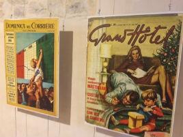 Natale che verrà, a Corciano una mostra sui settimanali d'epoca