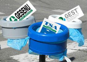 Rifiuti, M5S Corciano presenta una mozione per recedere dal contratto con Gest/Gesenu