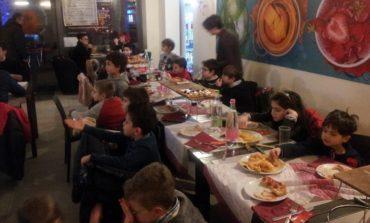 Atletica, il gruppo giovanile del CDP festeggia l'anno e stila il bilancio dell'attività