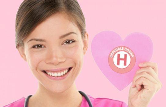 Donne e salute: l'Ospedale di Perugia riceve i tre bollini rosa dall'ONDA