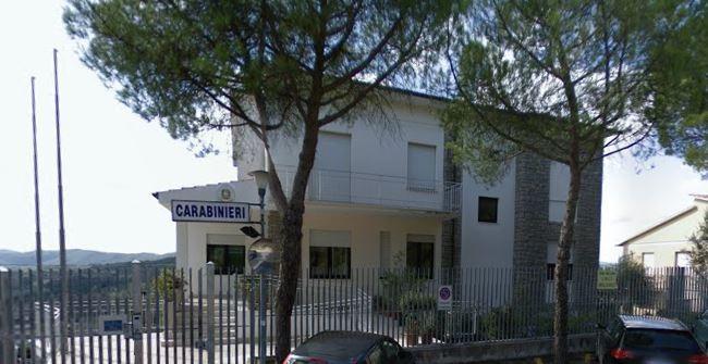 carabinieri controlli lavoro nero corciano-centro cronaca ellera-chiugiana taverne