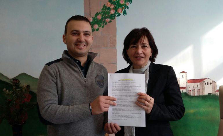 Storia, arte e lingue straniere: siglato l'accordo fra Comune e Istituto Giordano Bruno