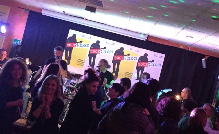Rockthon 2015, successo ad Ellera per l'evento di beneficenza
