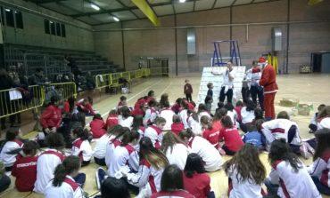 San Mariano ed Ellera Volley: dopo il derby festeggiamenti e solidarietà