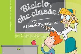 """""""Riciclo, che classe!"""": presentati i progetti di TSA per le scuole del comprensorio"""