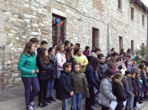 artigianato dolce borgo europa festa gemellaggio scuola studenti corciano-centro eventiecultura