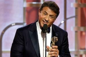 Golden Globes 2016, Sylvester Stallone, Chris Evans e  Steve Carell indossavano tuxedo Cucinelli
